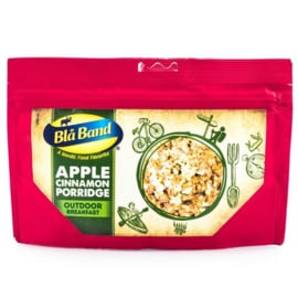 Blå Band Apple Cinnamon Porridge breakfast ontbijt - t.h.t. september 2022