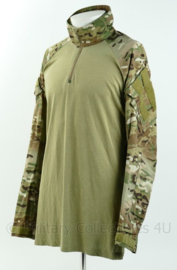 Crye Precision G3 combat shirt Multicam UBAC - maten Small Regular en Medium Long - groen - licht gebruikt - origineel