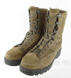 US Airforce ABU boots - Belleville - khaki - Size 8R - licht gebruikt - origineel
