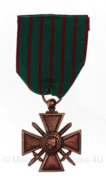 Croix de guerre 1914-1918  - Frankrijk - replica