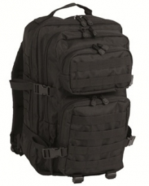 US Assault Pack Large Black