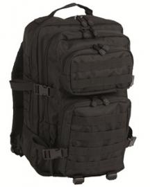 US Assault Pack Large Black