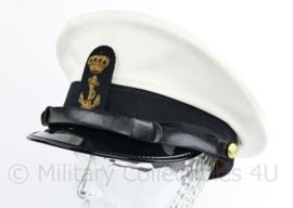 Koninklijke Marine pet  - maker Hassing BV - maat 58 - origineel