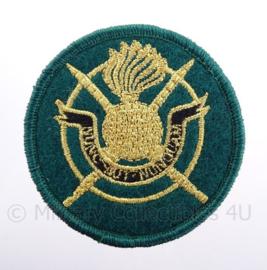 KL KCT Korps Commando troepen embleem - diameter 6 cm