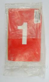KL Landmacht Medical History - Medische Kaart voor militair - in verpakking - afmeting 15 x 10 cm - origineel