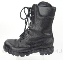 KL leger schoenen legerkisten met gleuf in de hak - ongedragen - maat 275M = 43,5M - origineel