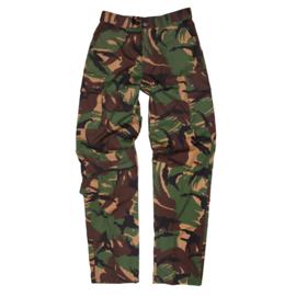 KL woodland broek ranger trouser BDU Woodland basis broek - nieuw gemaakt (Fostex)