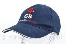 GB Gemeentelijke Brandweer Baseball cap - one size - Slazenger -licht gedragen - origineel