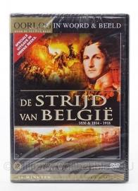 DVD De strijd van België 1830&1914