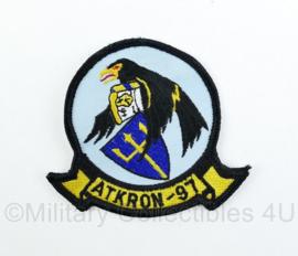 USN US Navy Atkron 97 patch  - origineel
