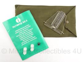 KL Nederlandse leger Olympia SG3 typmachine accessoire set - origineel