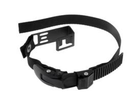 Militaire NVG nachtkijker Night Vision Goggles mount holding strap - ZWART