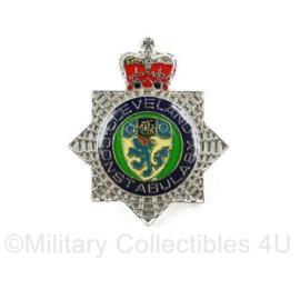 Speld Britse Cleveland Police - origineel