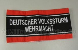 Volkssturm armband breed