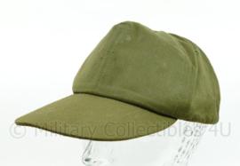 US Vietnam oorlog originele Hot Weather cap - maat 7 1/8 - origineel