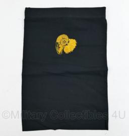 KL Nederlandse leger halsdoek 42e Pantser Infanterie Brigade - zwart - origineel