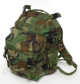 US Army Molle II SDS Large Assault Pack woodland camo - origineel