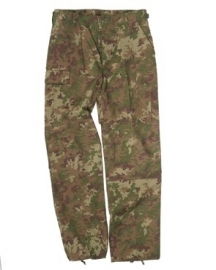 US FIELD TROUSER BDU - vegetato Woodland
