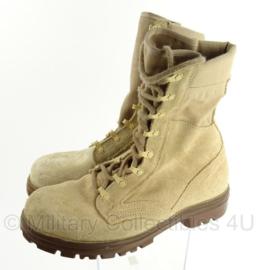 KL Nederlandse leger desert boots - mismatching maat - 265M+270M = 42M+43M origineel