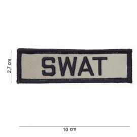 SWAT embleem - 10 x 2,7 cm.