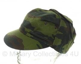 Russische leger Flora camo pet - maat 55 - camo nr. 2 - origineel