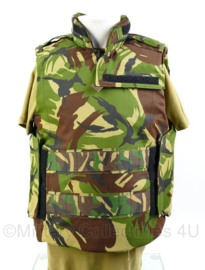 Defensie 1e model kogelwerend vest met Ballistische inhoud- 6080/ 9505 -CAT NIJ 3 - nieuwstaat! - origineel