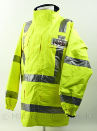Britse Jacket reversible high visability MVP Blue Yellow RAF Police Royal Airforce Police  - 170/104 - origineel