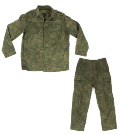Russische leger RIPSTOP field jacket en trousers SET - Digital Zifra Flora camo - maat 54 tm. 58 - origineel