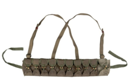 Vietcong Magazine Belt SKS 10-Pocket 7.62 x 39 - origineel