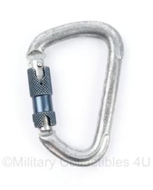 Korps Mariniers DMM Wales klimhaak met beveiliging - 11,5 x 6,5 x 1 cm - origineel