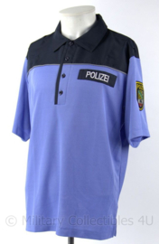 Poloshirt Polizei - maat 50 - Zeldzaam - origineel