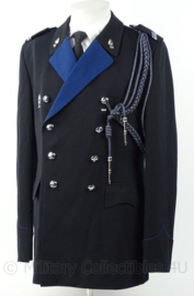 KMAR Marechaussee DT uniform set jas, broek, koord, nestel en brevet - maat L - origineel