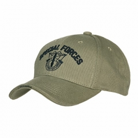 Baseball cap Special Forces - groen
