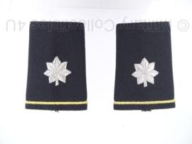 US Army dress uniform schouderstukken set - rang Lieutenant Colonel - origineel