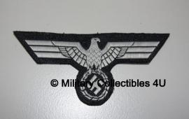 Panzer borstadelaar BEVO - kant en klaar