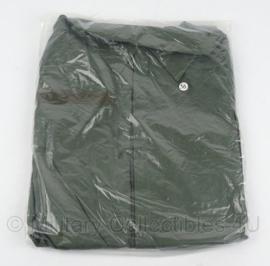 KLU Koninklijke Luchtmacht groene zomer overall - nieuw in verpakking - maat 56 - origineel
