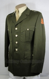 Nederlandse leger DT jas - met broek - maat 53 3/4 - origineel - nr. 9