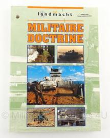 KL Nederlandse leger handboek Militaire Doctrine - origineel