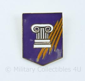 Defensie Ondersteuningscommando DT2000 dames borst insigne - 4 x 3 cm - origineel