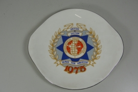 International Police Association bord - British Section - origineel