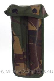 KL Nederlandse leger Woodland UZI magazijn tas  met Alice clips - voor 2 magazijnen - origineel