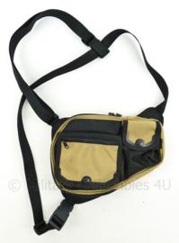 Defensie en commercieel RADAR Shoulder holster pistool pouch - nieuw - 21 x 26 x 5 cm - origineel