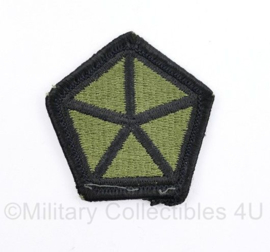 US Army V Corps 5th Corps patch - Naoorlogs - 5 x 5 cm - origineel