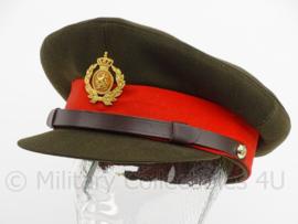 KL Koninklijke Landmacht generaals pet met insigne - model 1963-2000 - maat 58 - origineel