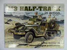 Armor Number 34 - M3 Halftrack in acton - licht gebruikt