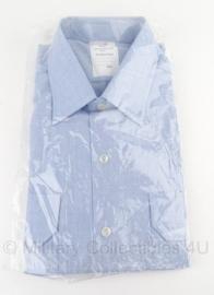 KLU luchtmacht DT overhemd LANGE mouw NIEUW in verpakking- maat 40-4 - origineel