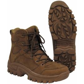 Commando boots Coyote - nieuw gemaakt - maat 40 t/m 46