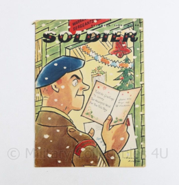 The British Army Magazine Soldier December 1959 - 30 x 22 cm - origineel