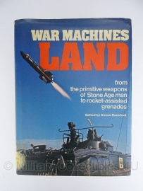 War Machines Land