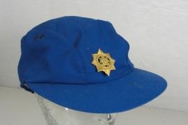 Zuid Afrikaanse politie cap - Art. 600 - origineel